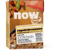 NOW FRESH Grain Free Wild Salmon Stew for Cats