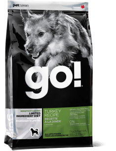 GO! SENSITIVITY + SHINE LIMITED INGREDIENT Turkey Recipe for Dogs