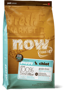 NOW FRESH Grain Free Large Breed Puppy Food Recipe