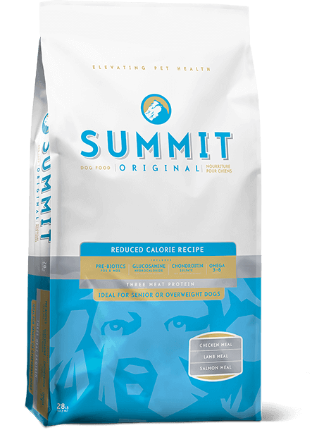 SUMMIT Three Meat Reduced Calorie Recipe