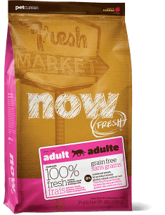 NOW FRESH Grain Free Adult Food for cats
