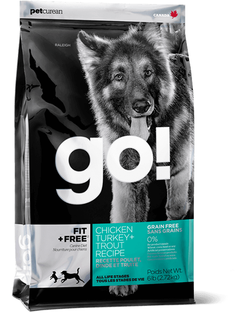 bag of GO! Fit+Free All Life Stages