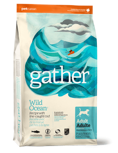 GATHER WILD OCEAN Recipe for Adult Dogs