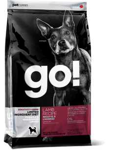 GO! SENSITIVITY + SHINE LIMITED INGREDIENT Lamb Recipe for Dogs
