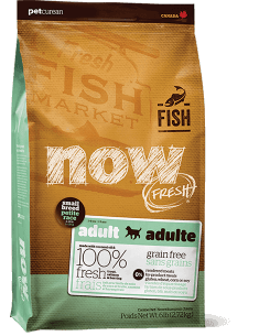NOW FRESH Grain Free Small Breed Fish Adult Recipe