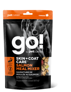 GO! SKIN + COAT CARE Salmon Meal Mixer