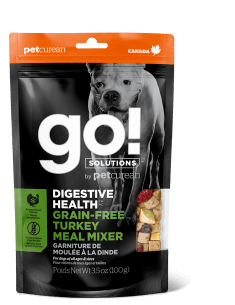 GO! DIGESTIVE HEALTH Turkey Meal Mixer