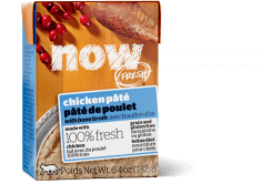 NOW FRESH Grain Free Chicken Pâté for Cats