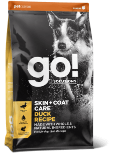 GO! SOLUTIONS SKIN + COAT CARE Duck Recipe for dogs