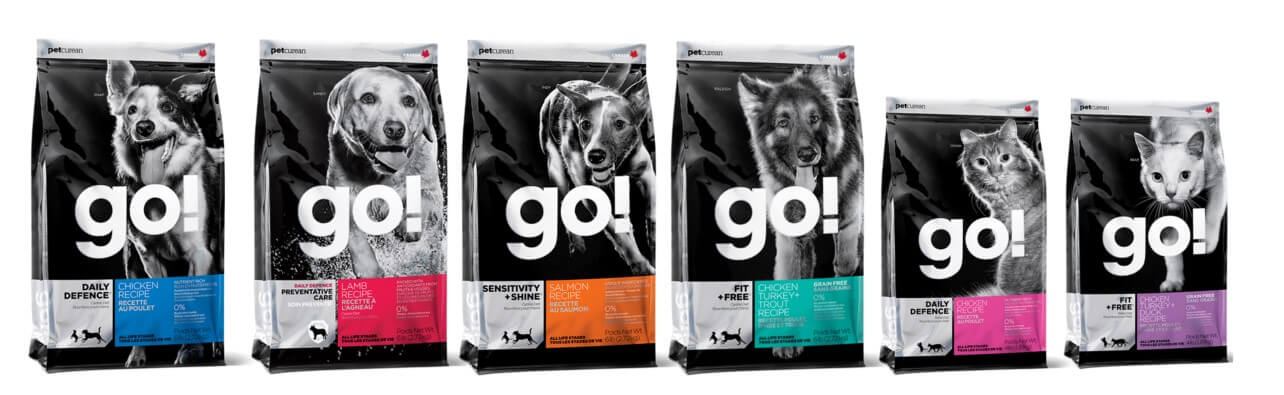 Existing GO! Packaging in China